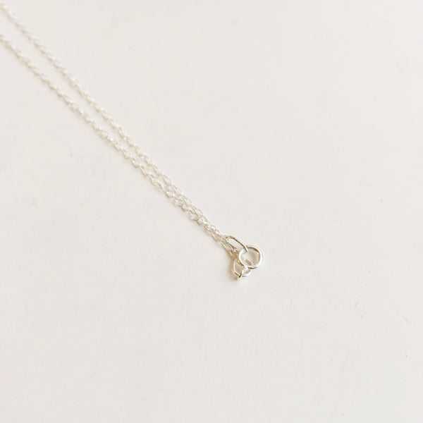 Mini Star Sterling Silver Necklace