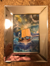Framed print of 'Adventure with Jesus.'