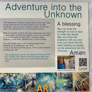 10 prints of Adventure into the Unknown III