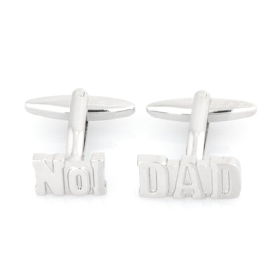 No 1 Dad Cufflinks