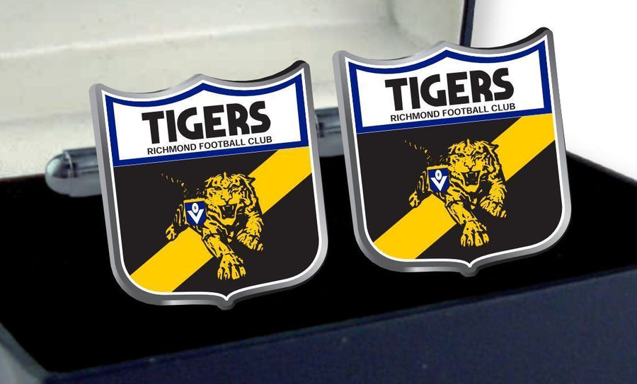 Richmond Tigers Heritage AFL Cufflinks