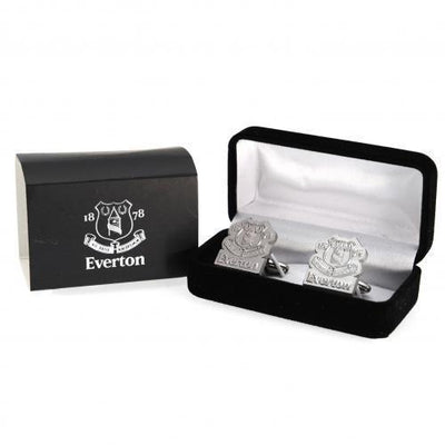 Everton Stainless Steel Cufflinks