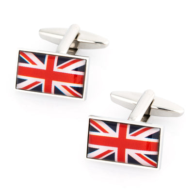 Flag of the United Kingdom - Union Jack Cufflinks