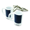 Coffee Mug 294C Cufflinks
