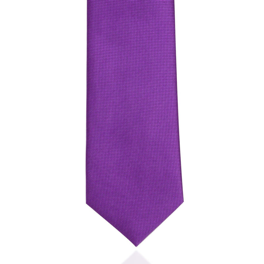 Purple MF Tie