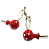 Lollipop Red Cufflinks