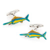 Marlin Fish Cufflinks