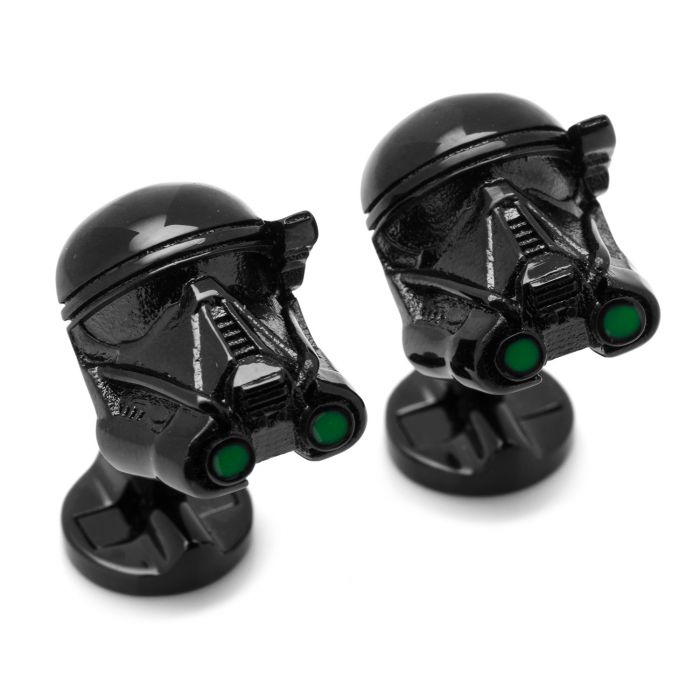3D Death Trooper Star Wars Cufflinks