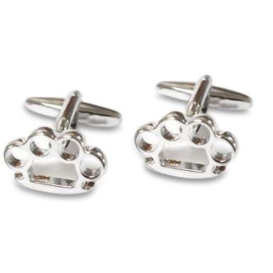 Knuckleduster Cufflinks