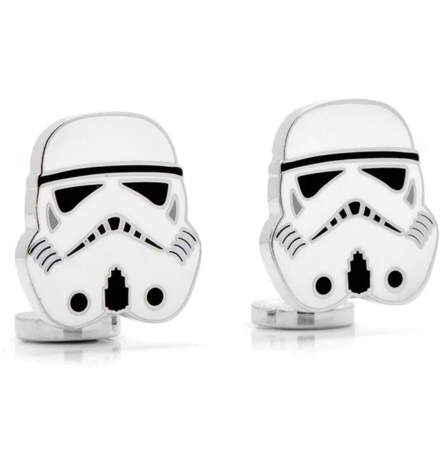 Classic Star Wars Stormtrooper Cufflinks