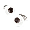 Coffee Cup and Saucer Cufflinks