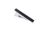 Black Wood Small Tie Clip