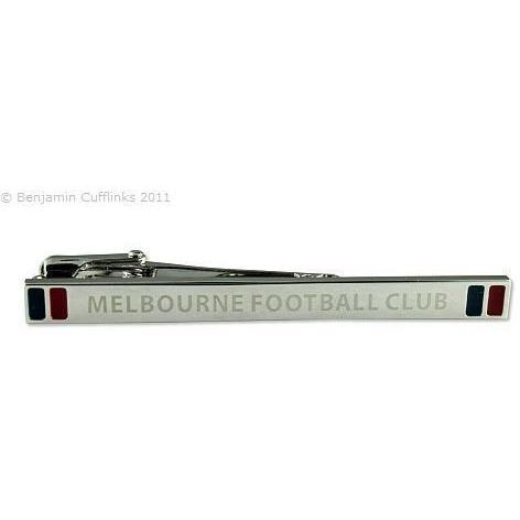 AFL Melbourne Demons Tie Bar