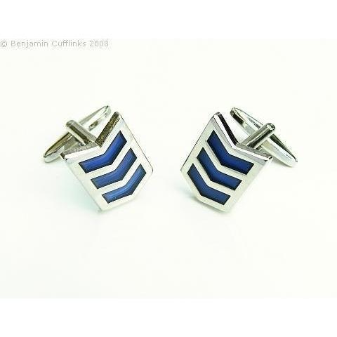 Army Stripes Cufflinks