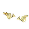 French Horn Cufflinks