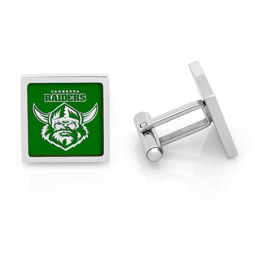 Canberra Raiders NRL Cufflinks