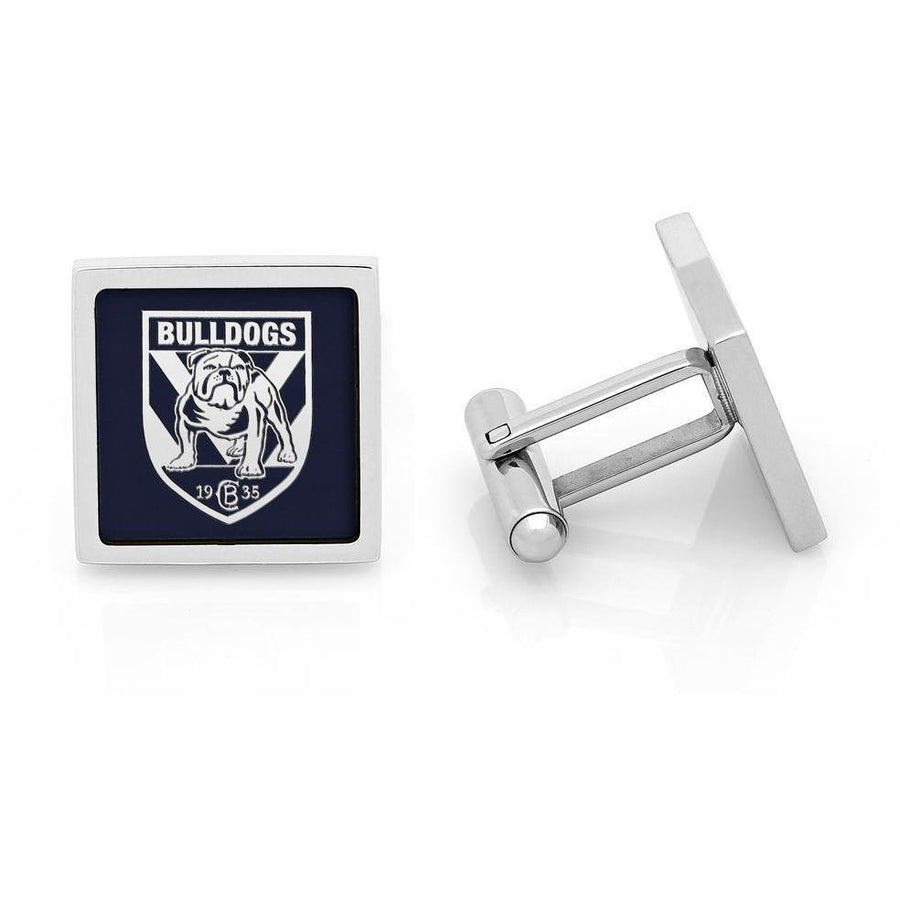 Canterbury Bulldogs NRL Cufflinks