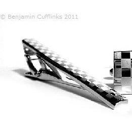 Checkerboard Tie Bar