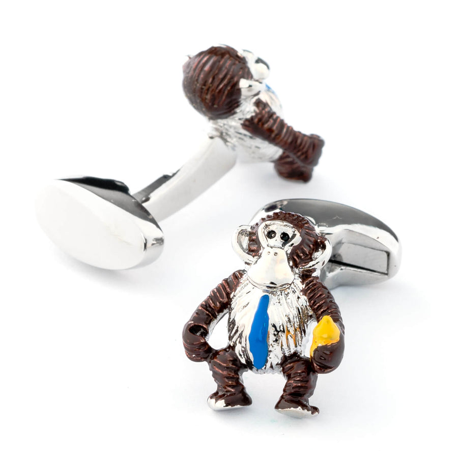 Colour Monkey Cufflinks