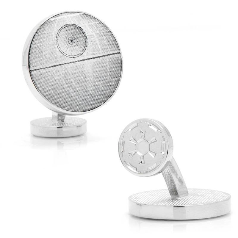Star Wars Death Star Blueprint Cufflinks