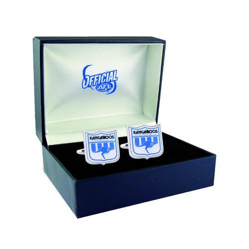 North Melbourne Kangaroos Heritage AFL Cufflinks
