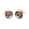 No Smoking Cufflinks