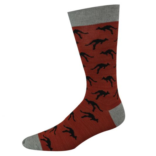 Mens Kangaroo Sock