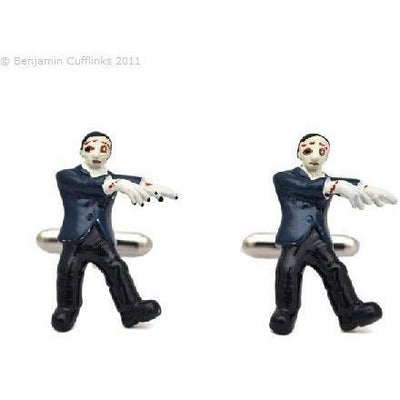 Frankenstein Monster Cufflinks