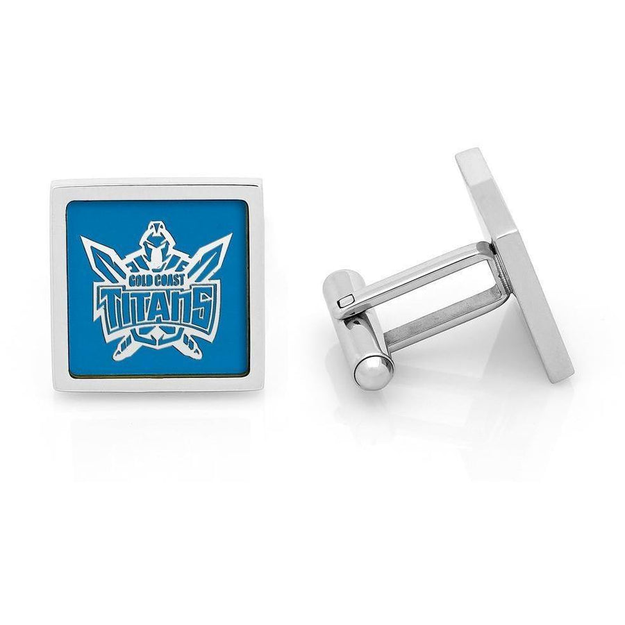 Gold Coast Titans NRL Cufflinks