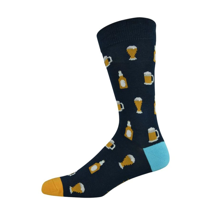 Mens Beer Sock
