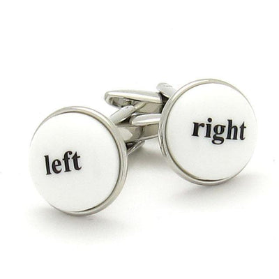 Left / Right Cufflinks