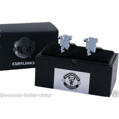 Manchester United Stainless Steel Cufflinks