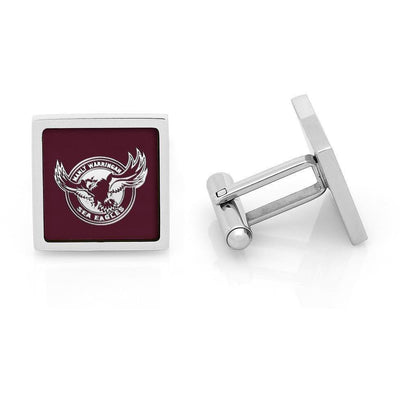 Manly Sea Eagles NRL Cufflinks