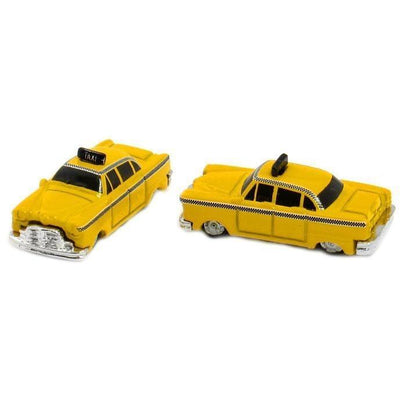 New York Yellow Taxi Cab Cufflinks