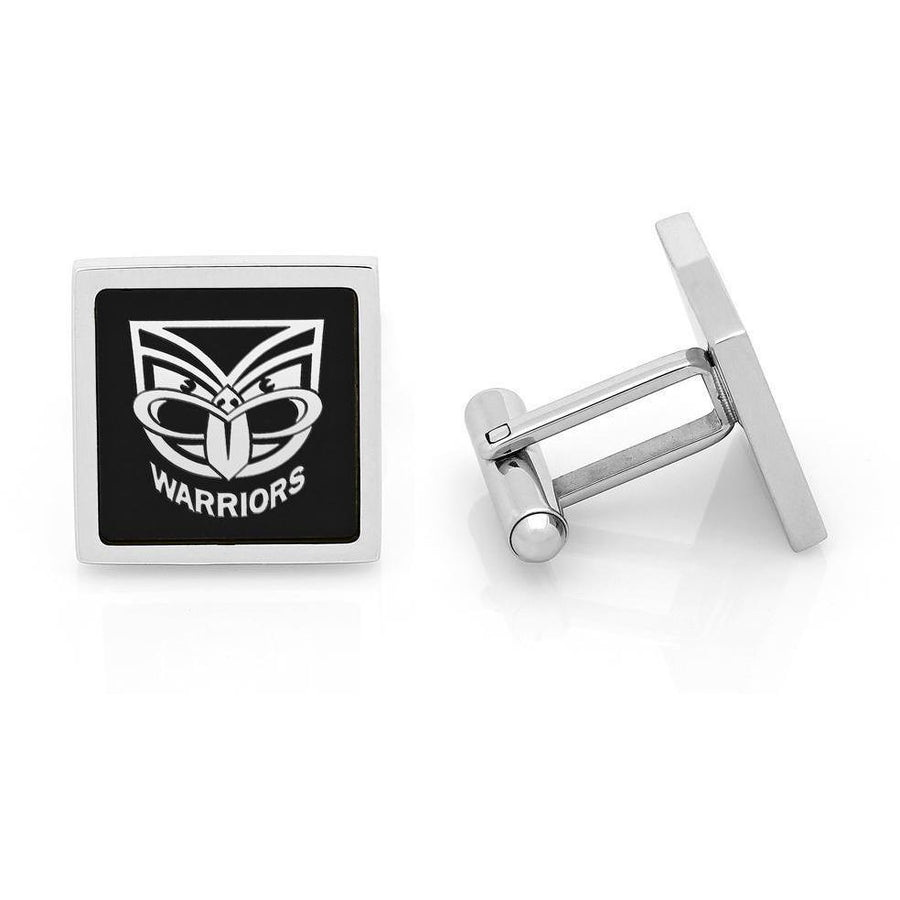 New Zealand Warriors NRL Cufflinks
