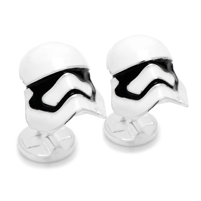 3D Stormtrooper Star Wars Cufflinks