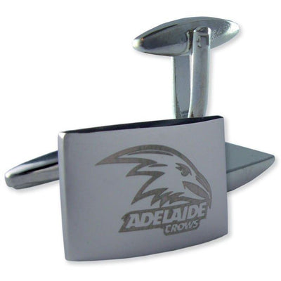 Silver Adelaide Crows AFL Cufflinks