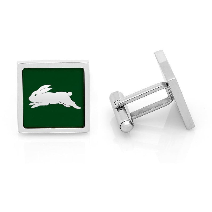 South Sydney Rabbitohs NRL Cufflinks