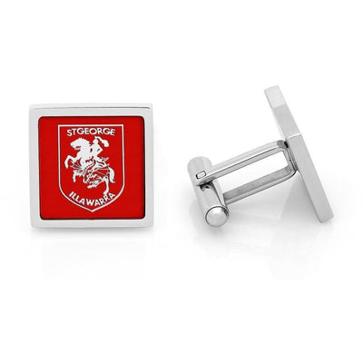 St George Illawarra Dragons NRL Cufflinks