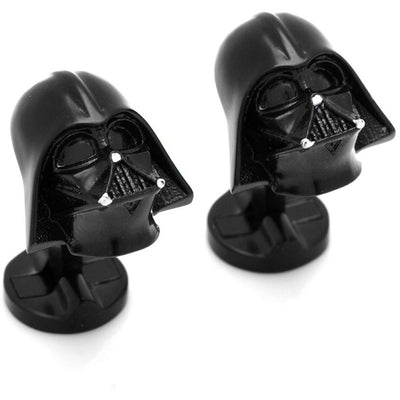 Star Wars 3D Darth Vader Head Cufflinks