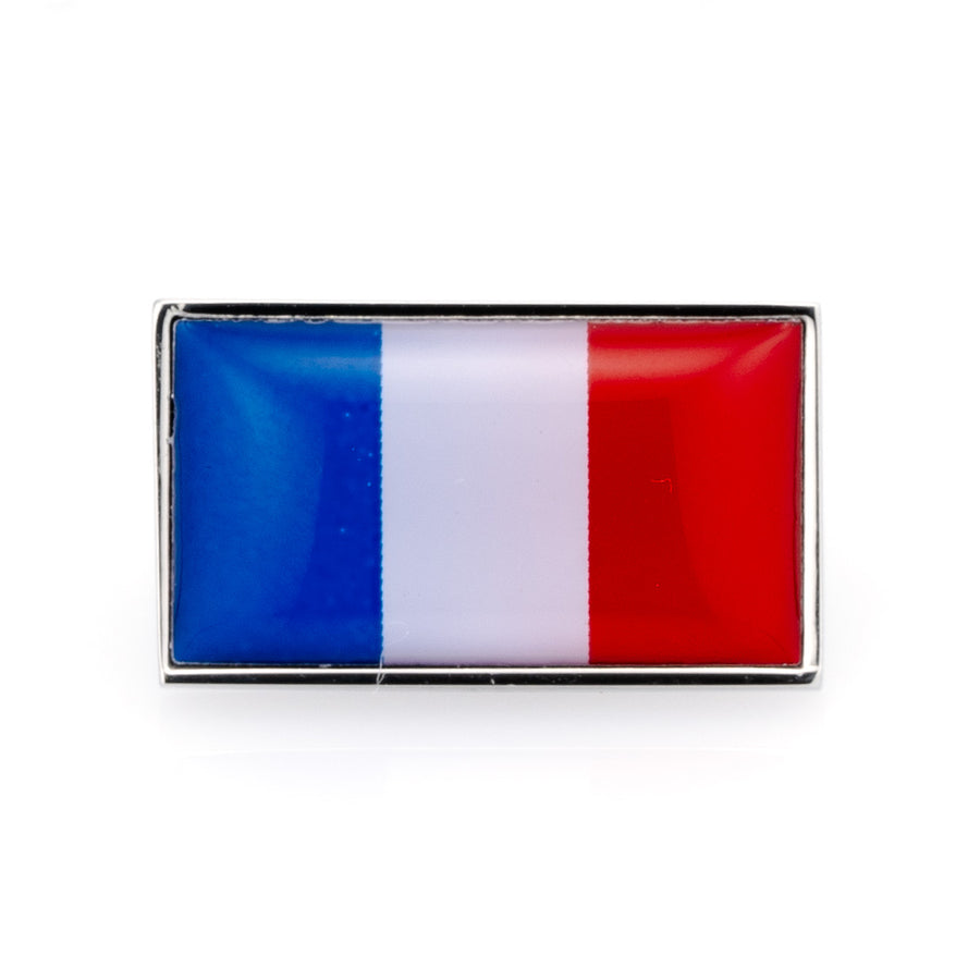 Flag of France - French Flag Lapel Pin