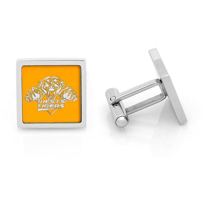 Wests Tigers NRL Cufflinks