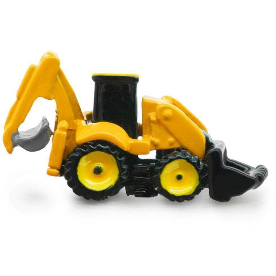 Yellow Backhoe Cufflinks