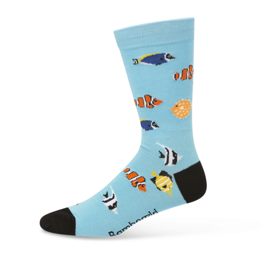 Mens Nemo and Friends Sock