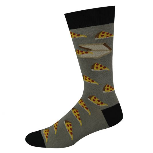 Mens Pizza Sock
