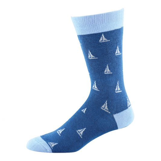 Mens Sailing Sock