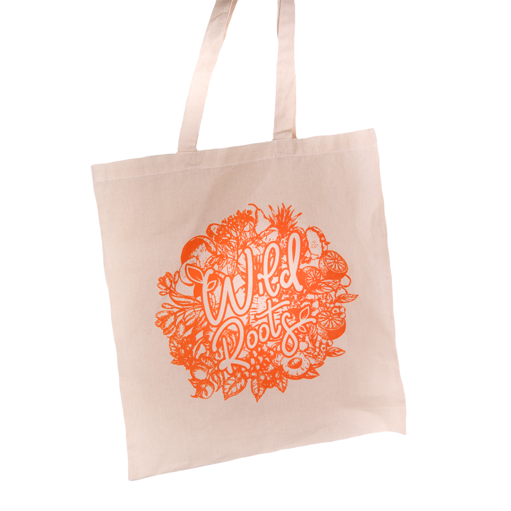 Wild Roots Tote Bag