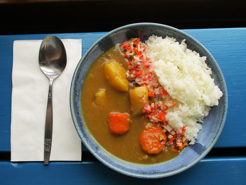 Curry Rice - $9