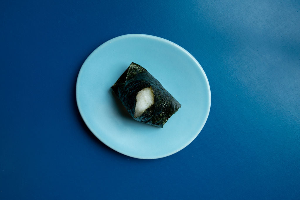 Umeboshi Onigiri (Pickled Plum) [v+, gf] - $3