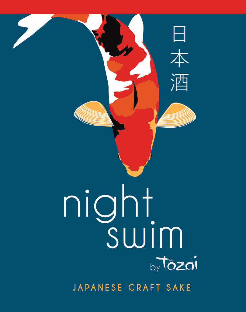 Tozai - Night Swim Can